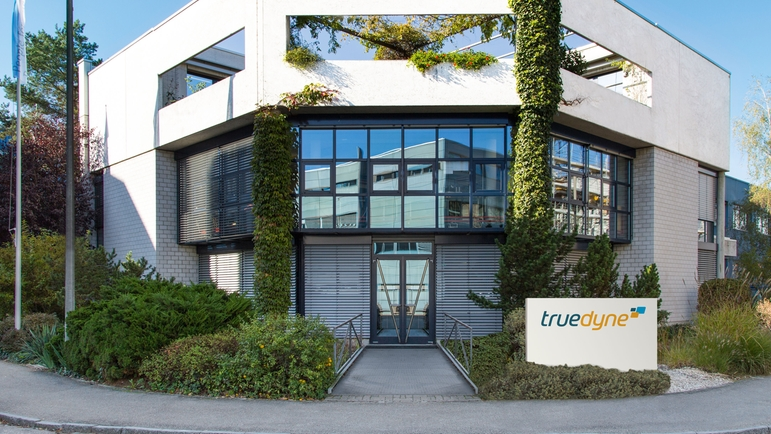 TrueDyne Sensors AG, Headquarter in Reinach, Switzerland